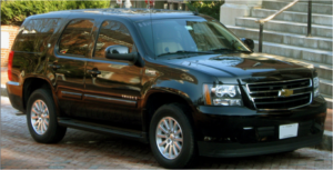 executive van limo services